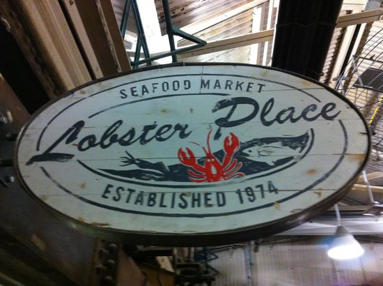 The Lobster Place: Lobster Place