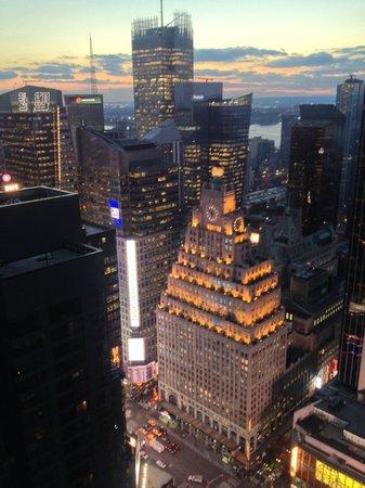 Hyatt Centric Times Square New York: Vistas a Times Square