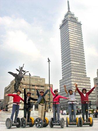 Sobre Ruedas Segway Tours: Conoce la Ciudad de una manera diferente