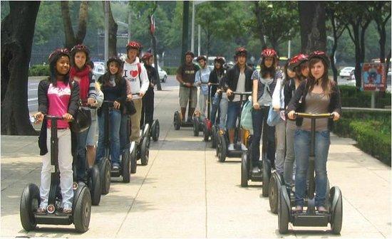 Sobre Ruedas Segway Tours: Arma tu grupo, te ofrecemos las mejores opciones