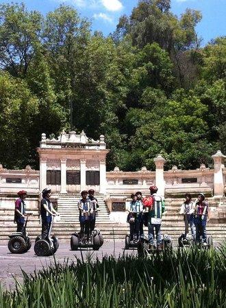 Sobre Ruedas Segway Tours: ¡Vive el ECOTURIMO en la Ciudad!