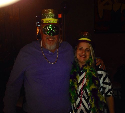 Tressa's Downtown Jazz and Blues: Mardi Gras Madness!
