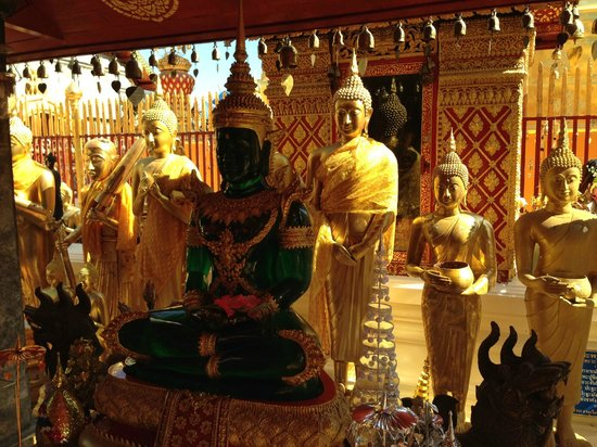 Sabai Tour: Doi Suthep Temple