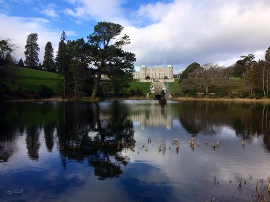 Day Tours Wicklow: Picture perfect tour, unique option of going to the Powerscourt gardens