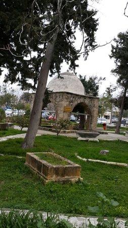 Baldoken ottoman graveyard