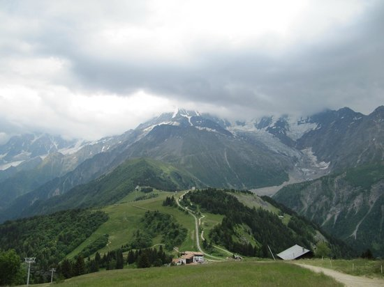 Tramway du Mont-Blanc : трамвай