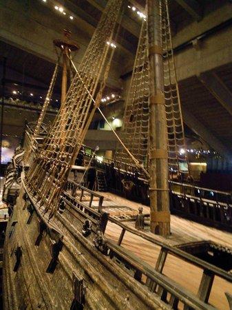 Vasa-Museum: Huge