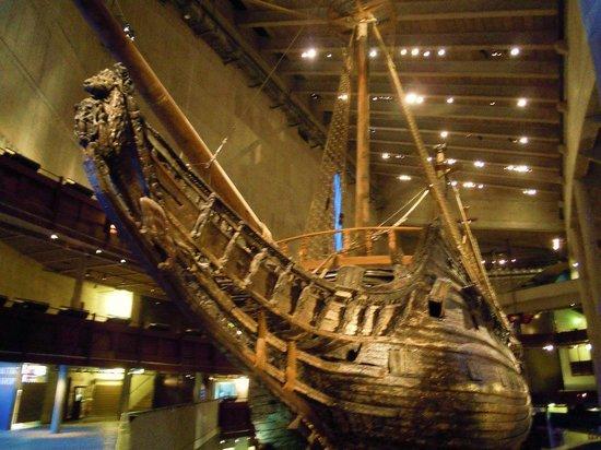 Vasa-Museum: Boat boat boat