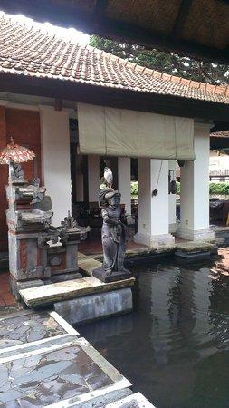 Grand Hyatt Bali: Территория отеля