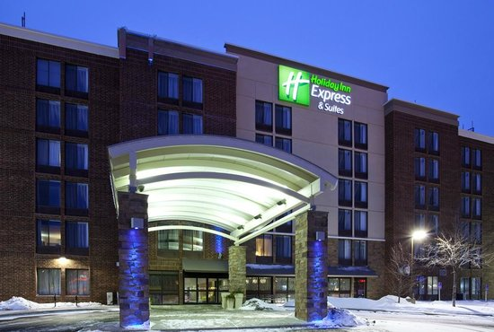 Holiday Inn Express Bloomington Mn
