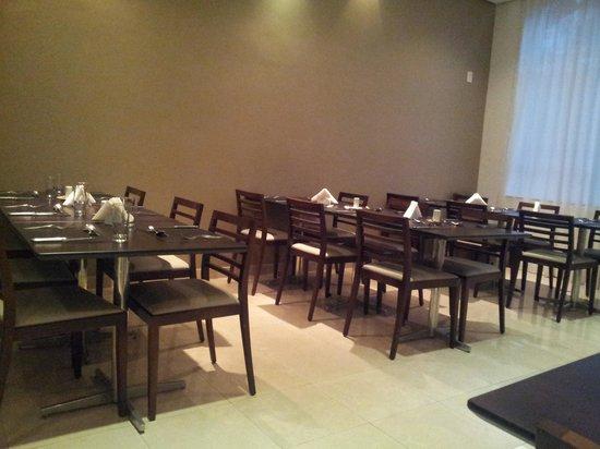 Monreale Sao Jose dos Campos: Restaurant