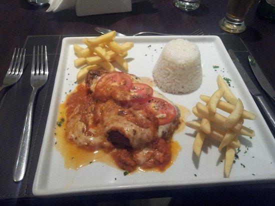 Monreale Sao Jose dos Campos: Dinner