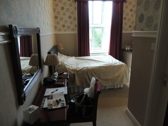 The Wroxeter Hotel: room 23