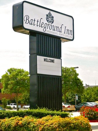 Battleground Inn: WELCOME! to the Battgleground Inn Greensboro