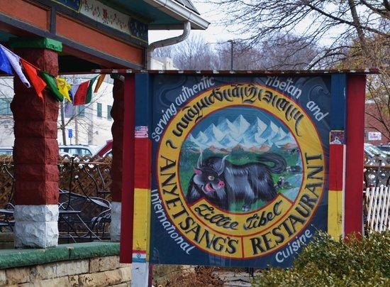 Anyetsang's Little Tibet: exterior