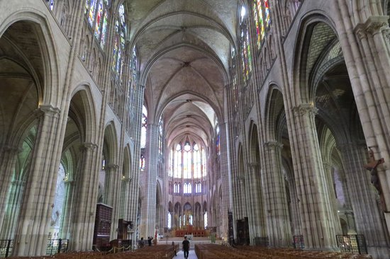 Basilica Cathedral of Saint-Denis: St. Denis Basilica