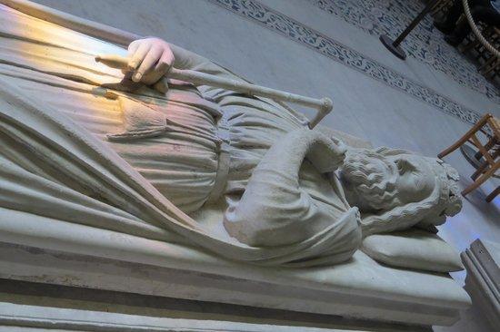 Basilica Cathedral of Saint-Denis: King Clovis I