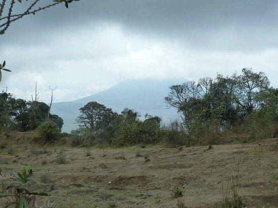 Empakaai Crater: oldonyo lengai,montagna di Dio