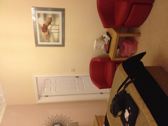 Beech Bank Bed & Breakfast: Bedroom