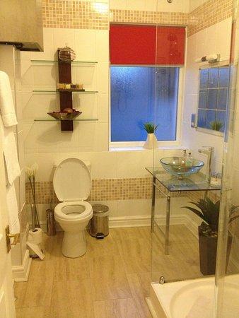 Beech Bank Bed & Breakfast : Bathroom