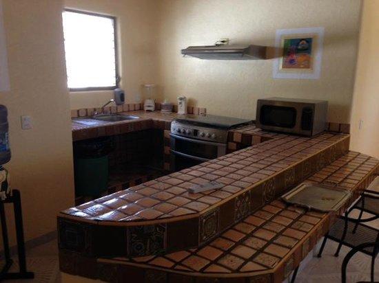 Cosala Grand Boutique Resort & Spa: kitchen