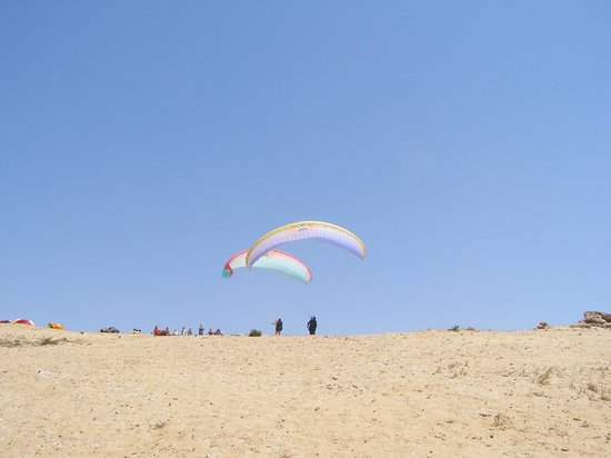 Chamonix Parapente : plage