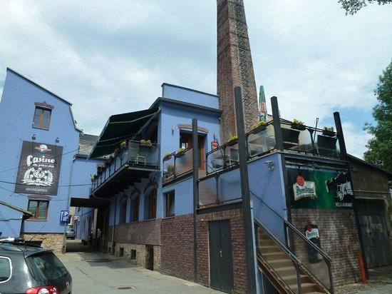 Fabrika: Restaurant