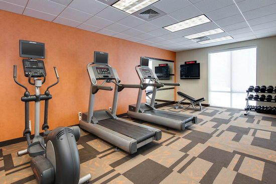 Courtyard Philadelphia Great Valley/Malvern: Fitness Center