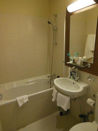 Hotel Gabriel Paris-Issy: Baño