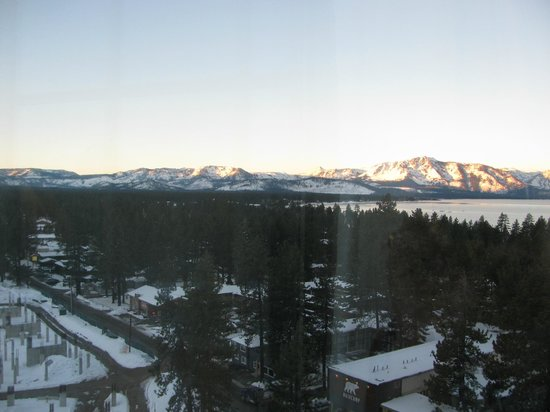 Harveys Lake Tahoe: View from our room