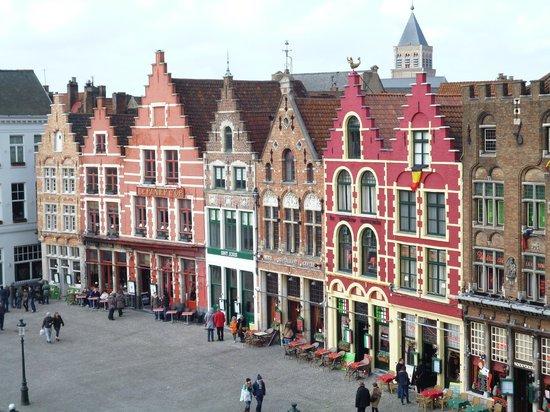 Historium Brugge: Vue du Balcon