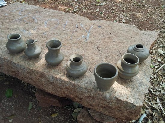Our Native Village: Clay Pot Making