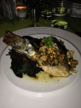 Summit at The Broadmoor: Angry Trout