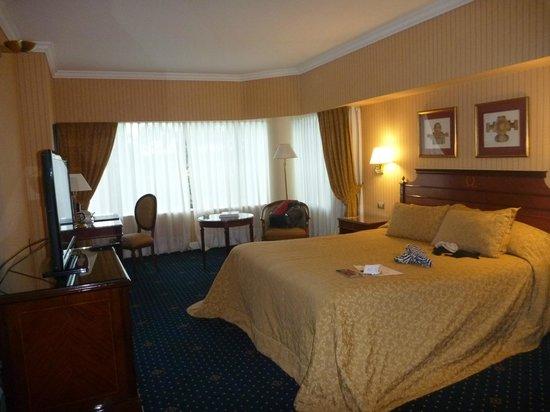 Emperador Hotel Buenos Aires: Bedroom