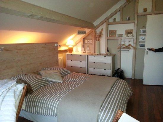 Villa Tremail : notre chambre