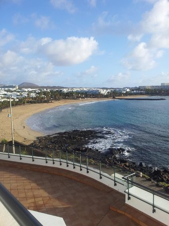 Be Live Experience Lanzarote Beach : from balcony