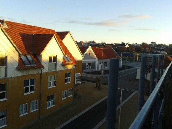Hundested Kro & Hotel: Town View