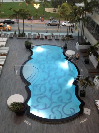 Hotel Victor : Piscine