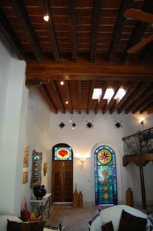 Casa Romantica: Main room