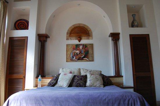 Casa Romantica: Bedroom