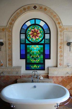 Casa Romantica: Bathroom