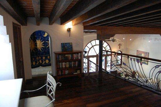 Casa Romantica: Loft