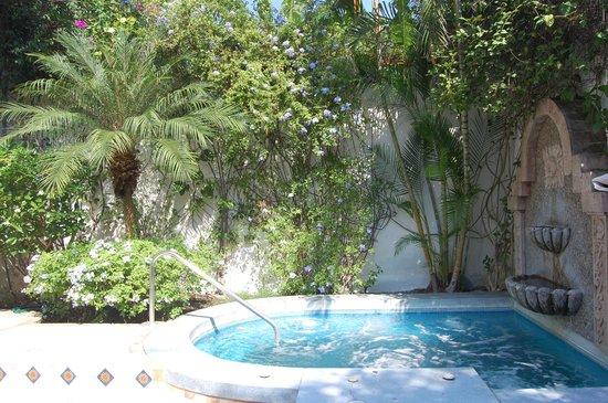 Casa Romantica: Garden