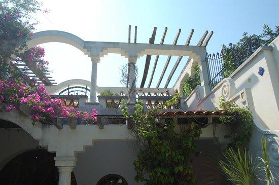 Casa Romantica: Rooftop