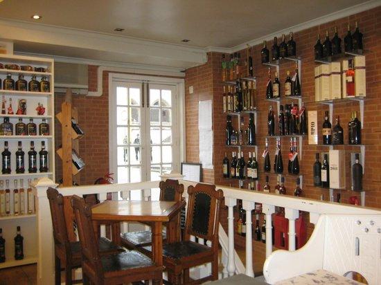 Bar do Binho: salle du restaurant