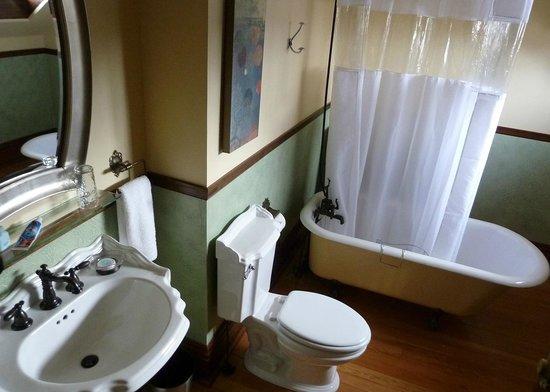 Blackwell Hotel: Our Bath Facilities