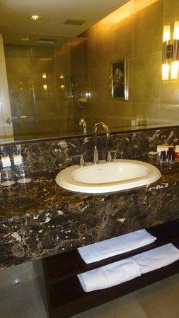 Eastin Grand Hotel Saigon: Sink