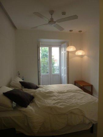 Artrip Hotel: Bedroom on first floor