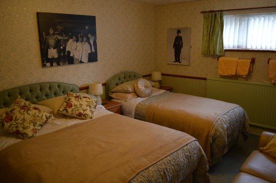 Plas Trevor Bed & Breakfast: Room 1