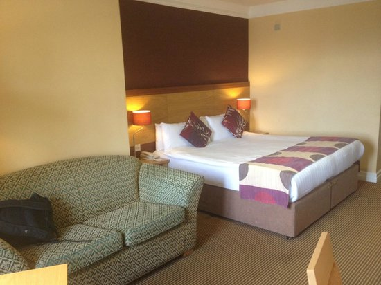 Talbot Hotel Stillorgan: Double Bed